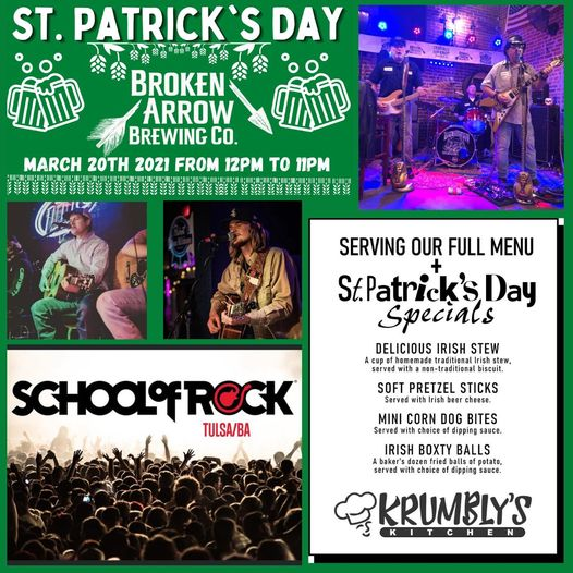 We are 24 hours away from our St. Patrick's Day Party!!!