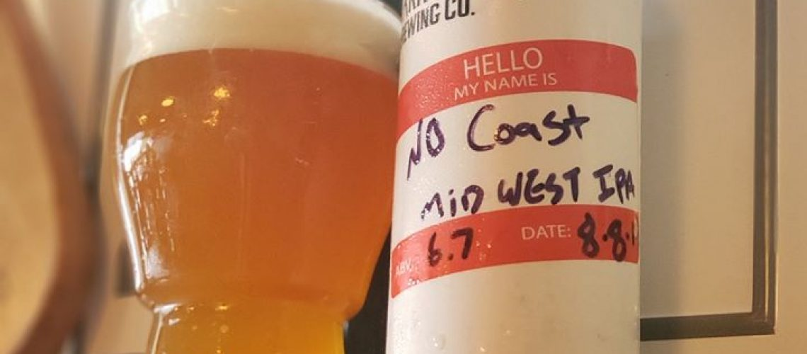 Our No Coast IPA has made its way back on tap! Come in today…