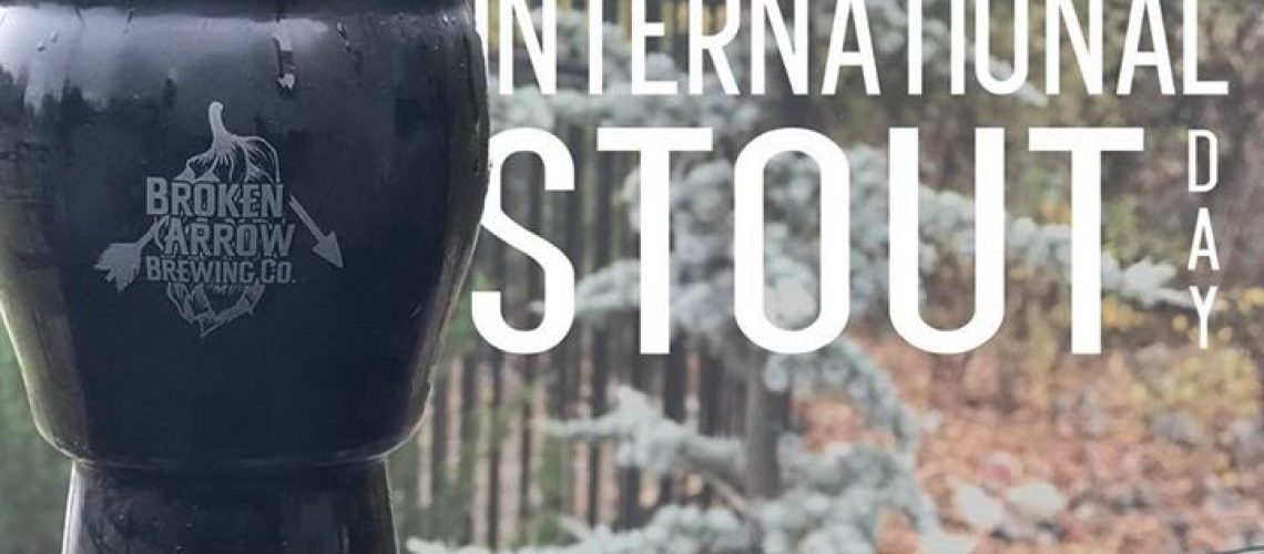 We are excited to release our newest beer on Stout Day! It's our Nitro…