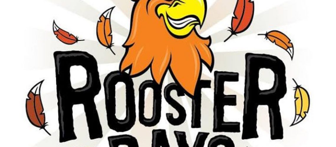We are pumped to be the Beer Sponsor for this year's Rooster Days Festival…
